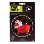 pig shape ball in red